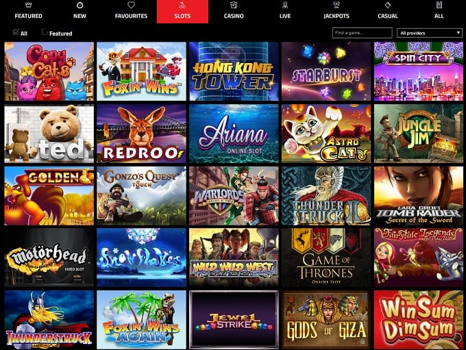 New slots games Goldman Casino