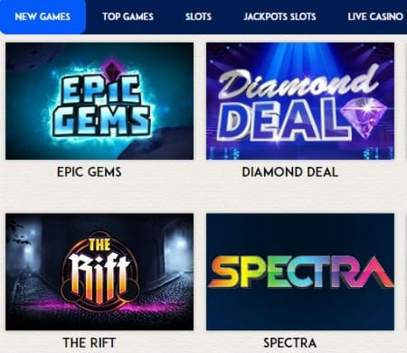 Mail Casino New Slots Online