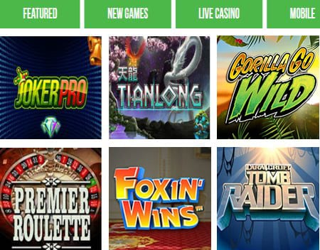 Real Money Slots Pages Casino Online