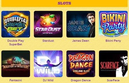 SlotJar Casino Mobile Slots