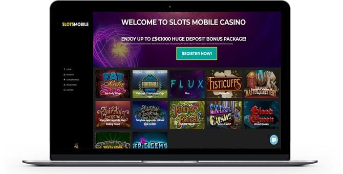 Slots Mobile Real Money Casino