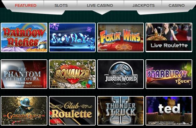 top slot site new games UK