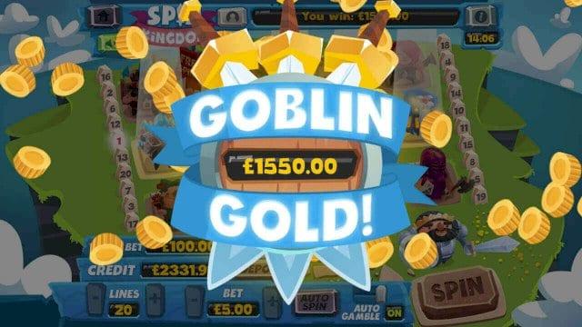 mFortune Spin Kingdom bonus game